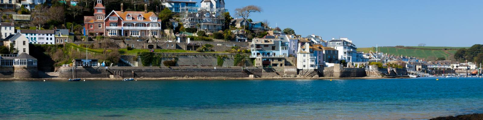 Self Catering Holiday Cottages In Salcombe Devon