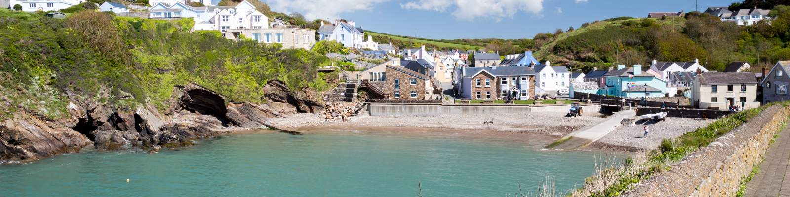 Self Catering Holiday Cottages In Little Haven