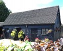 The Black Barn with parking spaces