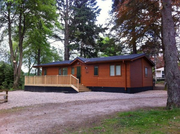 119 The Glade Holiday Lodge In Perth And Kinross Sleeps