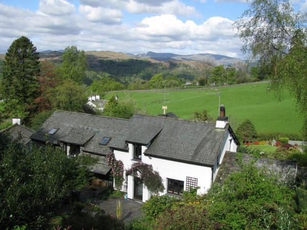 Seathwaite cottage 5 bedroom house in the lake district - Luxury cottages lake district swimming pool ...