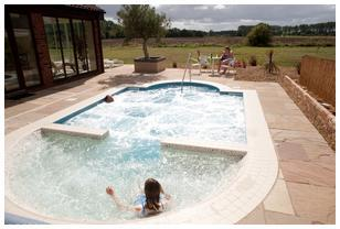 Gig House At Nar Valley Rental With Swimming Pool In Norfolk Sleeps 5