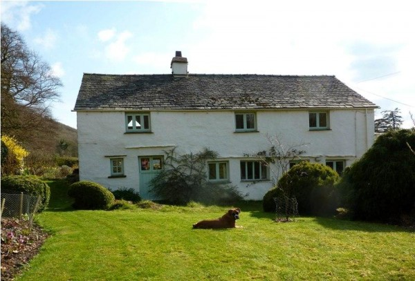 Nibthwaite grange cottage 3 bedroom house in the lake - Luxury cottages lake district swimming pool ...
