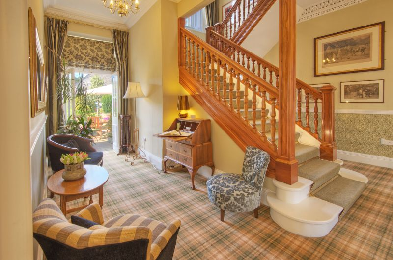 Dalkeith House 5 Bedroom Cottage In Scottish Borders