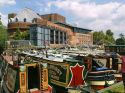 The Theatre and Canal Basin at Stratford makes a great day out for all.