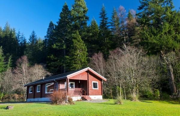 Fe 242 Rag Lodge Holiday Lodge In Loch Lomond Amp Trossachs