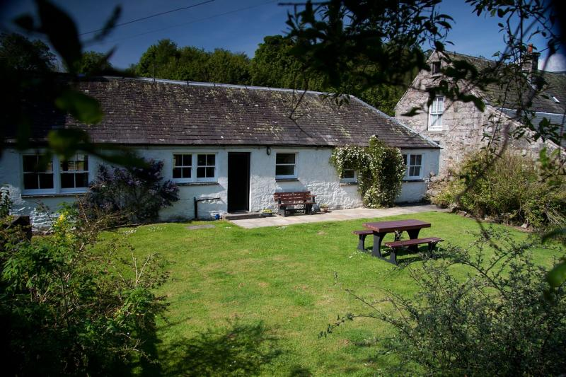 Cairnsmore stable cottage dog friendly retreat in - House with swimming pool for sale scotland ...