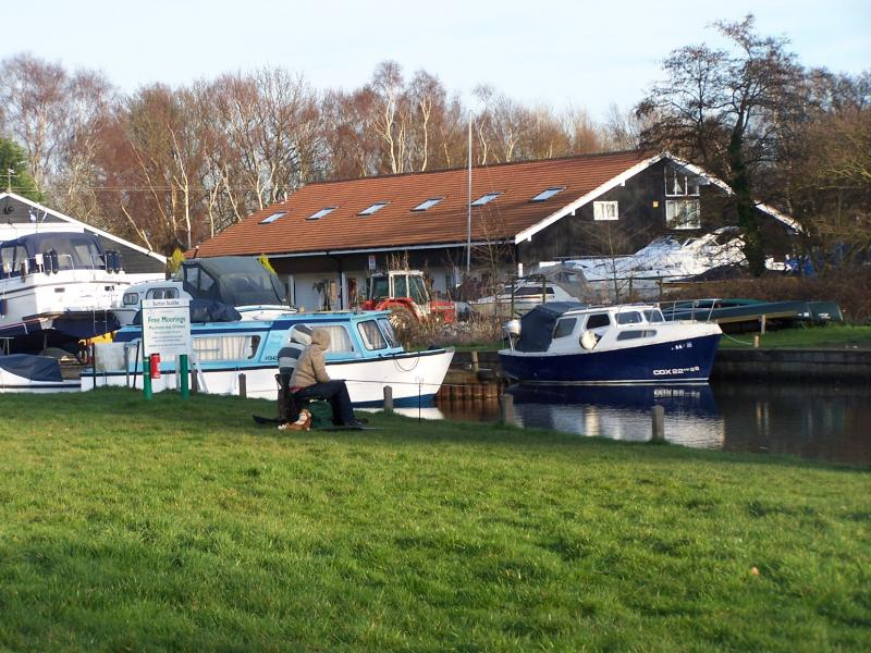 Staithe View Cottage Waterside Rental In The Norfolk