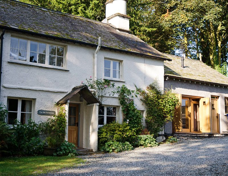 The Old Farmhouse 4 Bedroom Farmhouse In The Heart Of The Lake District Sleeps 8