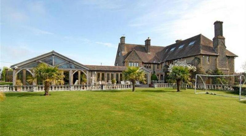 Templecombe Park 9 Bedroom Manor House In Somerset Sleeps 22