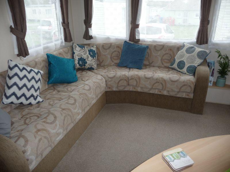 Chi An Mor Self Catering Caravan In Cornwall Sleeps 5