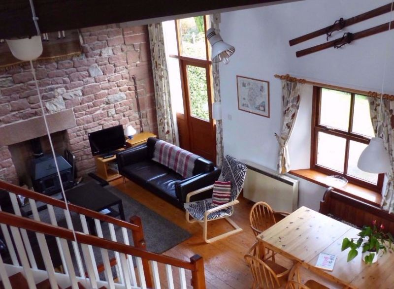 Old Mill Barn 5 Bedroom Self Catering Home In Cumbria