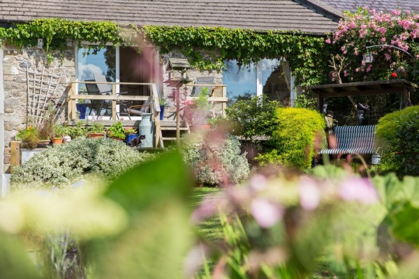 Gardener\'s Cottage, Cosy Retreat For Two in Carmarthenshire
