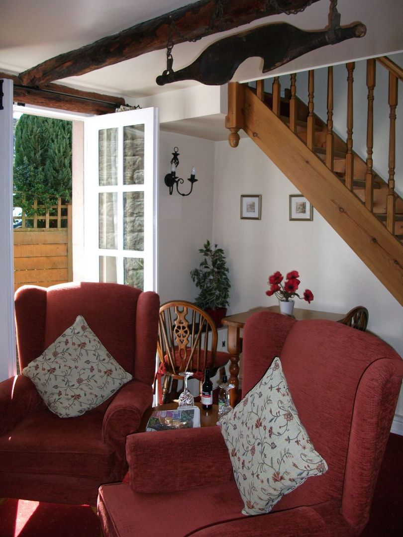 morley cottage, cosy self catering retreat for two in the peak