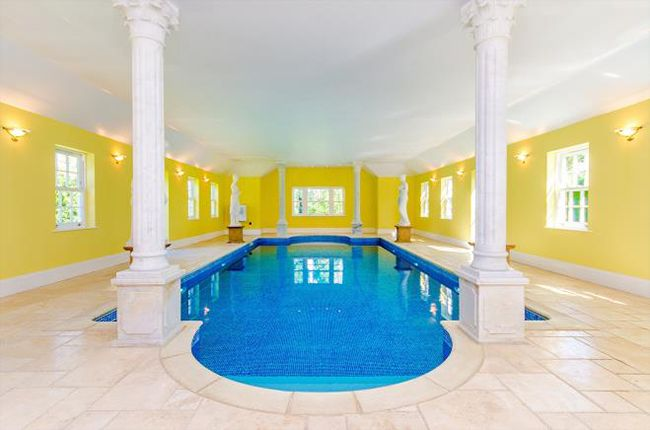 Northolme hall large holiday house in lincolnshire - Holiday homes with indoor swimming pool ...