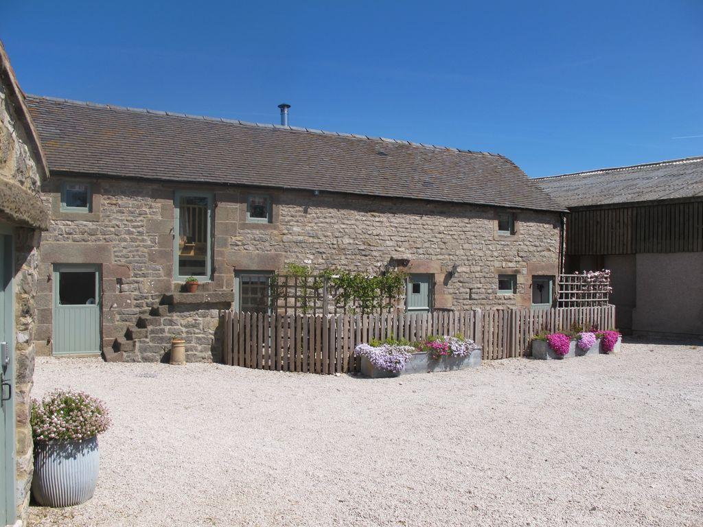 Winn Cottage Holiday Home In The Peak District Indoor Pool Sleeps 8