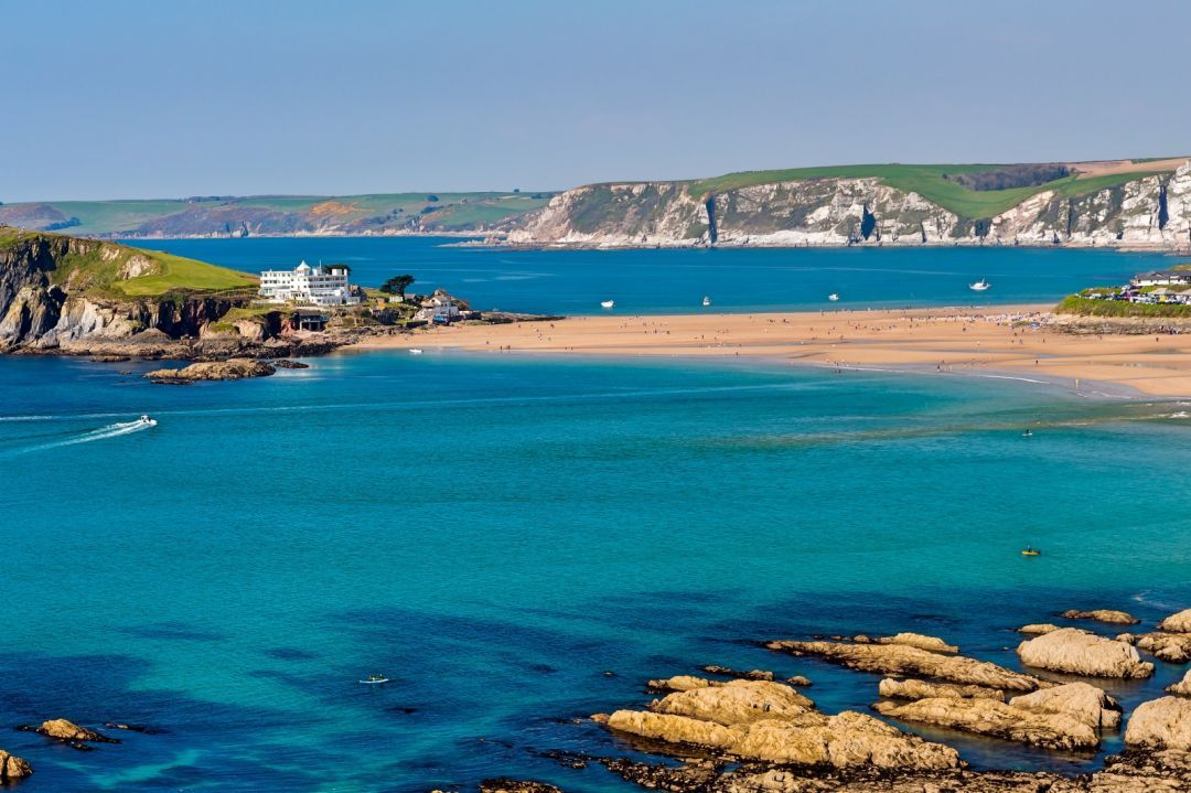 Three Ocean Reach Dog Friendly Self Catering In Devon