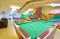 Soft play, table tennis and pool table
