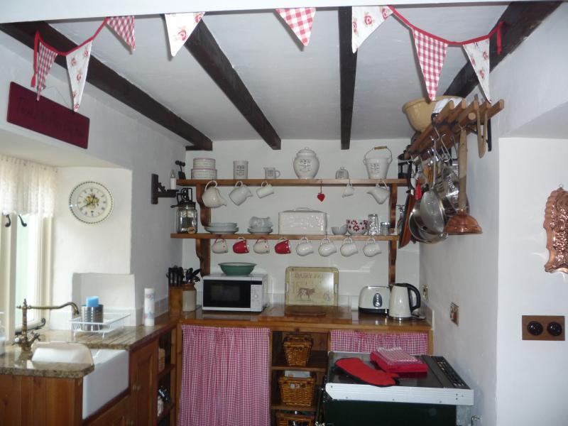 Innkeepers Cottage, Romantic Retreat in Northumberland, Sleeps 2
