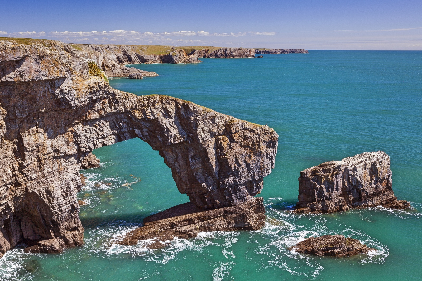 What Makes Pembrokeshire A Favourite Uk Holiday