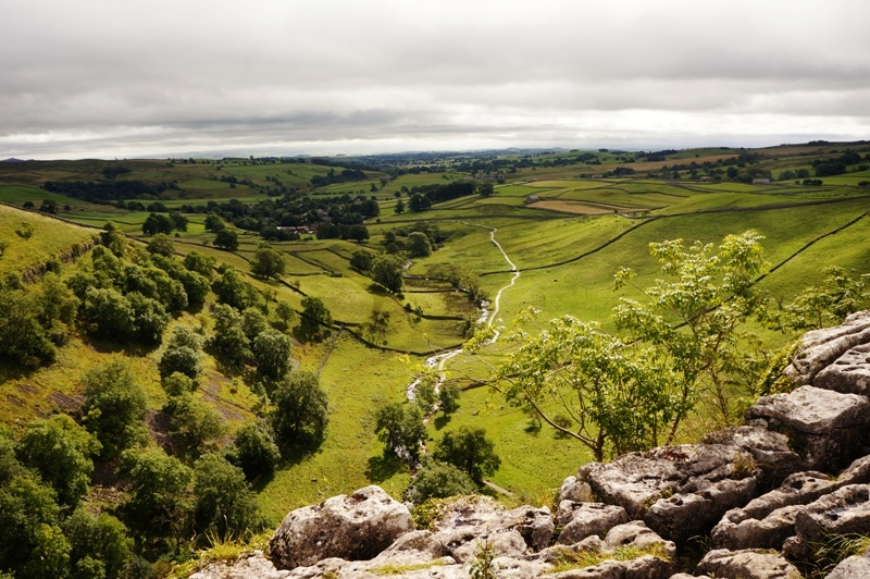 Stunning Yorkshire Dales - a walkers paradise!