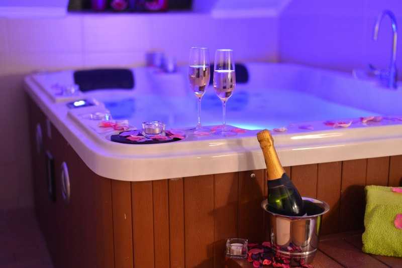 Considerations for putting a hot tub in your holiday home ...